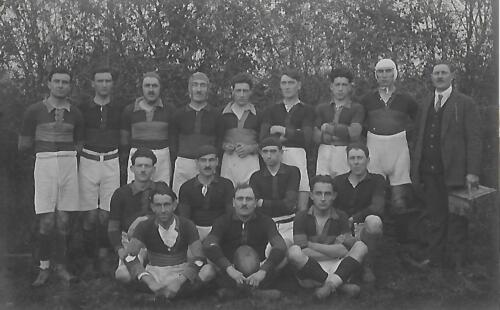 Équipe de rugby (1938-39)