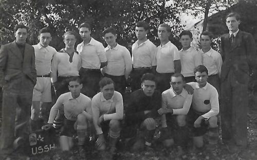 Équipe de rugby (1930)
