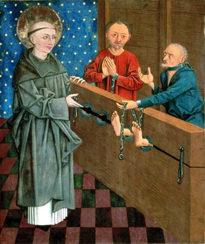 1450-1460, Église, Styrie, Autriche.