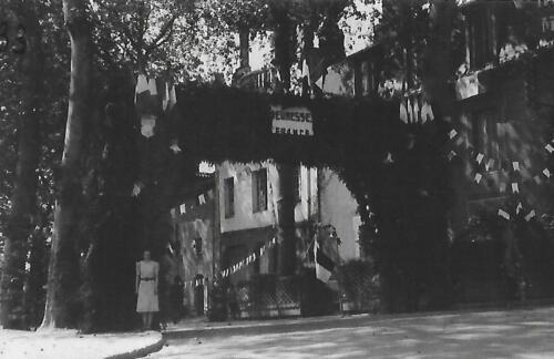 Arc de Triomphe de la Jeunesse