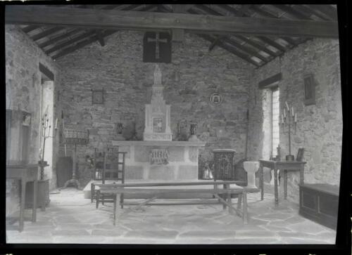 Abbaye de l'Artige - Intérieur