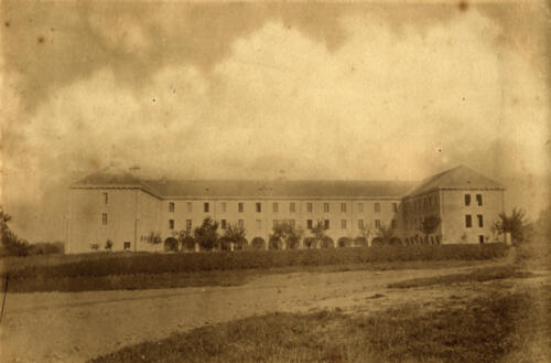 École supérieure de filles, couvent des Filles de Notre-Dame