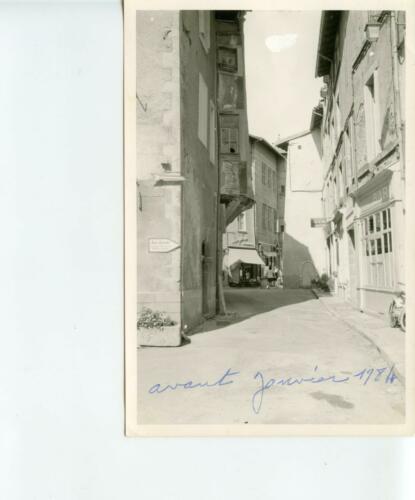 Rue des Étages - Maison avant restauration (01-1984)
