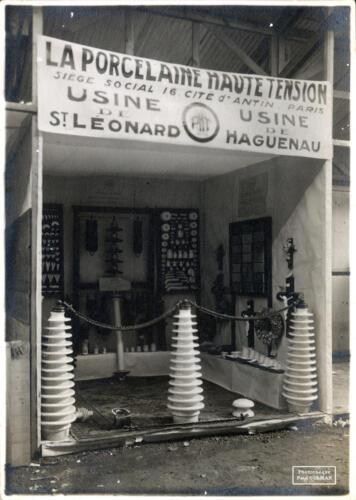 La Porcelaine Haute Tension - Isolateurs - Vaisselle - Objets religieux