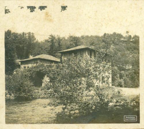 Moulin de l'Artige (circa 1900)