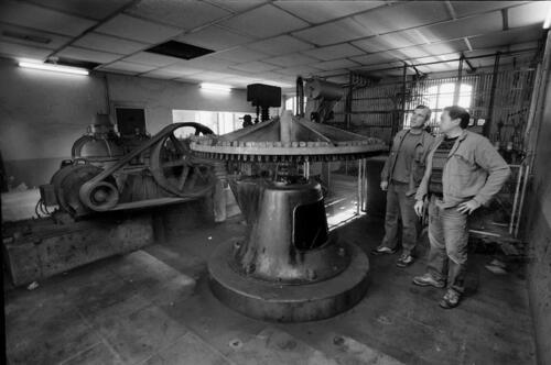 Usine électrique - Turbines (08.11.1994)