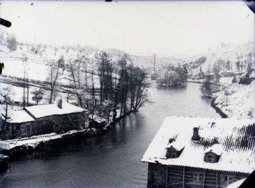 Moulin ancien de Maumot