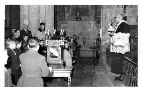 Bénédiction pour la Quintaine (circa 1960)