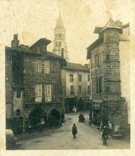 Place de la République (circa 1900)