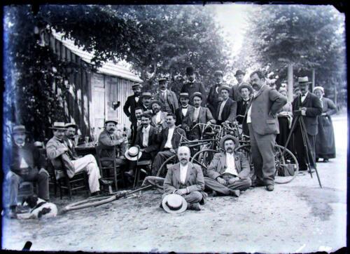 SPO -1898 - Les-Touristes de St-Léonard
