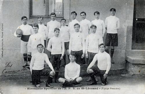 SPO - Hirondelle Sportive EPS - Équipe 1