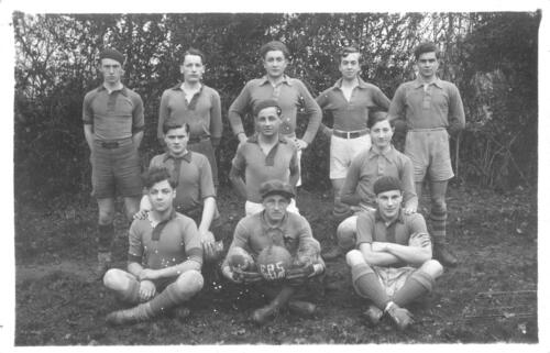 SPO - Football - équipe EPS Saint-Léonard
