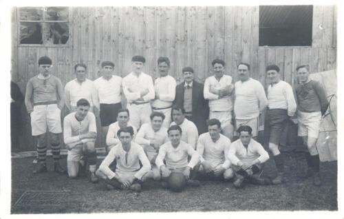 SPO - Équipe de football