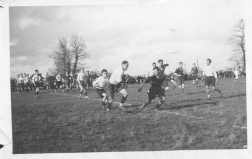 SPO - Rugby - Match