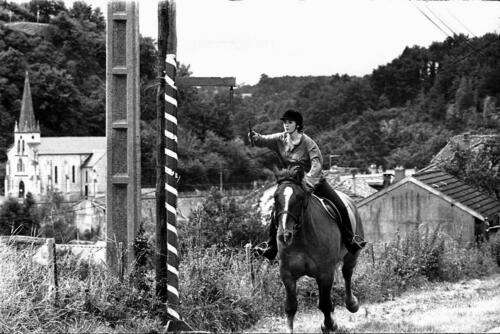 Course à la bague - (03.07.1988)