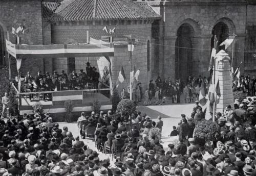 Centenaire de la mort Gay-Lussac