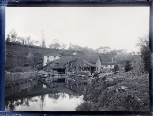 Moulin à Sous-Champmain