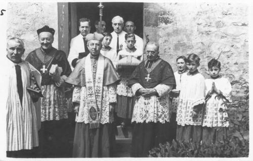 Groupe du clergé