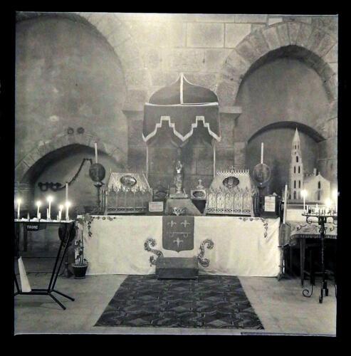 Ostensions - Reliquaires de saint Léonard