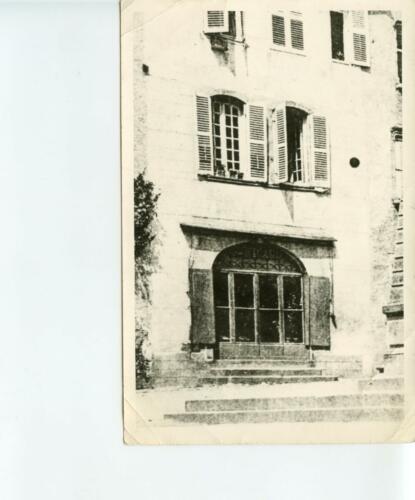 Place Gay-Lussac (avant 1927)