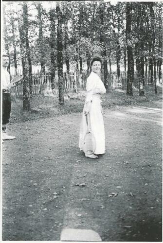 Marie-Louise Colas - Tennis (1904)