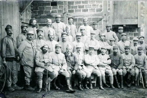 Armée en 1914