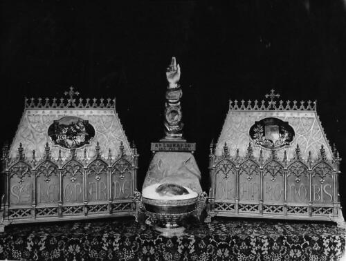 Les reliques (Quintaine de 1951)