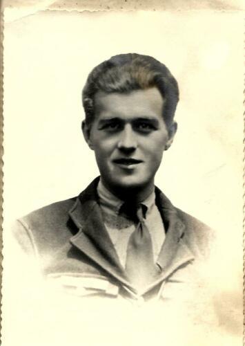 Décès après déportation d'André Louvet (1943)