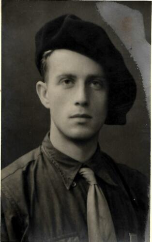 Décès après déportation de Jean Louvet en 1944