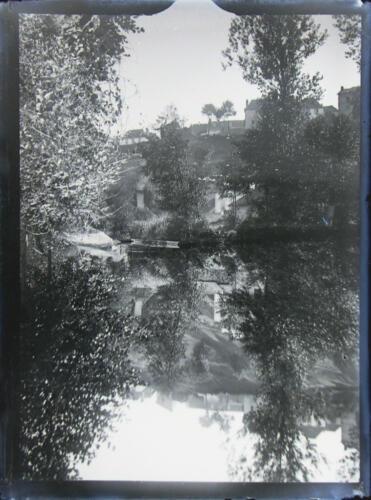 Paysage et rivière - Non situé