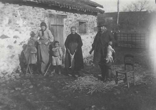 Castration des gorets (1909)