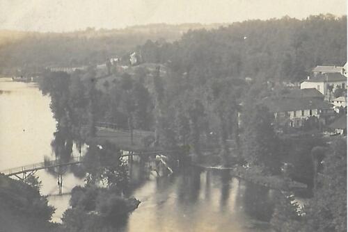 Le moulin Giraud (été 1900-1904)