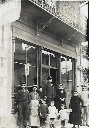 Magasin Chaume - Avenue du Général de Gaulle