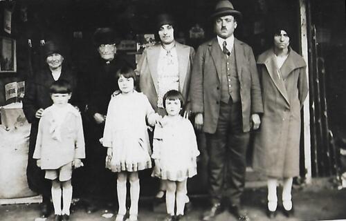 Famille Chaume - Avenue du Général de Gaulle