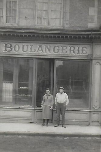 Boulangerie - 1920-30