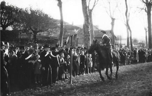La Quintaine - Un cavalier (1951)