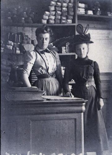 Marie-Louise Colas - intérieur quincaillerie
