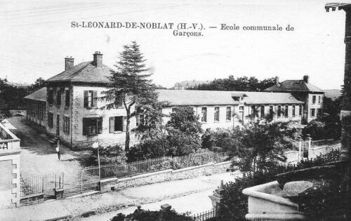 École communale de Garcons