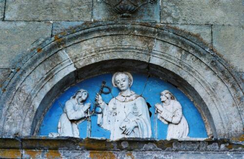 1494-1495, Bolsena, Italie.