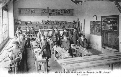 EPSG - Les Ateliers