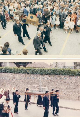 Saint-Léonard, Ostensions, 25 juin 1967