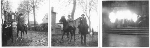 Saint-Léonard, Quintaine, 19 novembre 1949