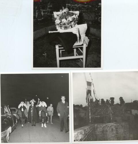 Saint-Léonard, Pont de Noblat, couronement du roi, 5 juillet 1969