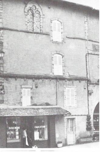 Boucherie - Place Gay-Lussac