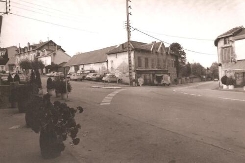 Boulevard Pressemane - Route de Clermont