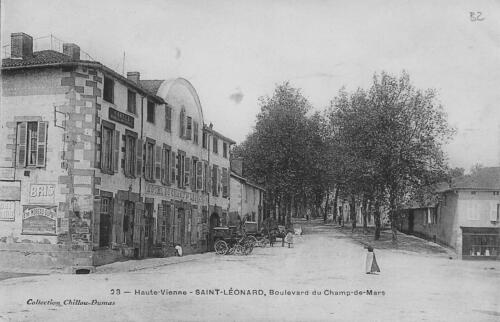 Boulevard Champ-de-Mars