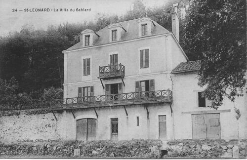 Villa du Sablard
