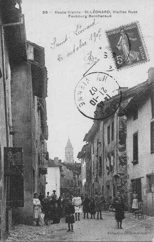 Faubourg Bancheraud