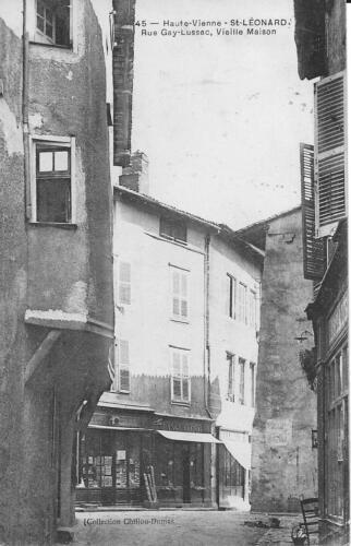 La rue Gay-Lussac