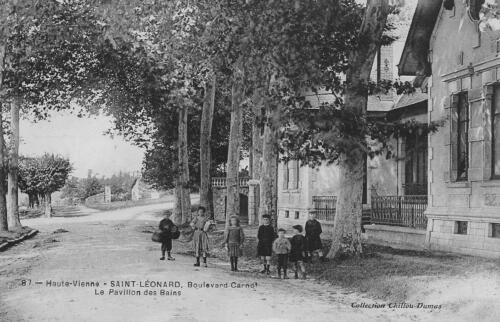 Pavillon des Bains